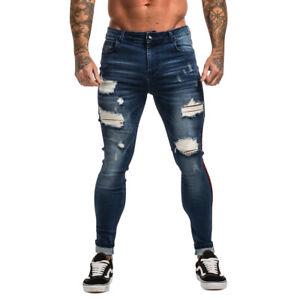 Gingtto-Strappato-Uomo-Jeans-Skinny-Stretch-Slim-Fit-Distrutto-Stile-Biker-Pantaloni-In-Denim