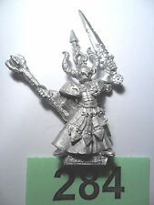 Warhammer Chaos Realm of Chaos Sorceror Staff Mordheim Oldhammer Lot 284