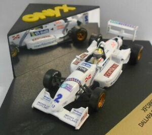 Onyx-Escala-1-43-XFC99003-Dallara-F398-039-Kwik-Fit-039-M-Haberfeld-039-britanico-Champ-98