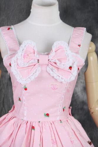 M-04 Gr S M L One Size Bunny Hase JSK Lolita Cosplay Kleid dress Kostüm costume