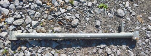 Plettac Obere Belagsicherung Bordbretthalter SL 70 Böden Boden  Gerüst