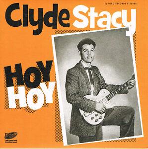 CLYDE-STACY-HOY-HOY-HONKY-TONK-HARDWOOD-FLOOR-2-New-Rockabilly-EP
