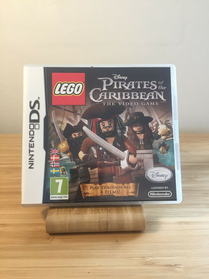 Pirates of the Caribbean - The video game (Lego), Nintendo,