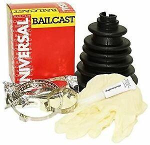 Bailcast Universal de Split Homocin_tique Joint Gaiter Kit de Remplacement Boot