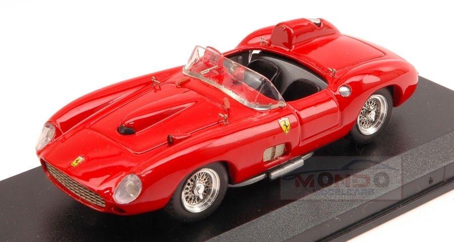 Ferrari 315 S 335 S Prova 1957 rouge 1 43 Art Model ART133