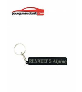 Porte-cle-Renault-5-alpine