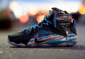 Nike LeBron 12 '23 Chromosomes' | eBay