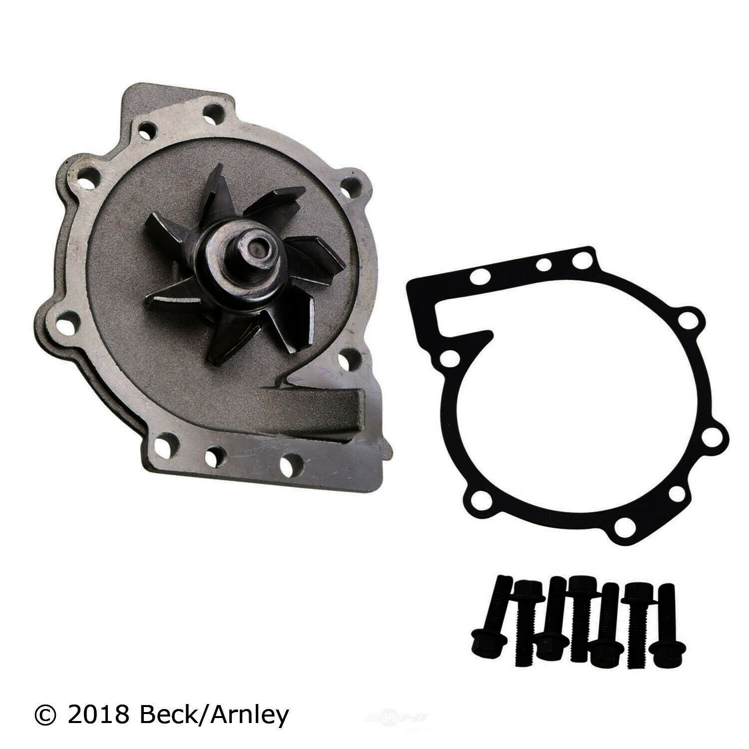 Pierburg Electric Engine Water Pump Oem Thermostat 3bolt Kit Bmw