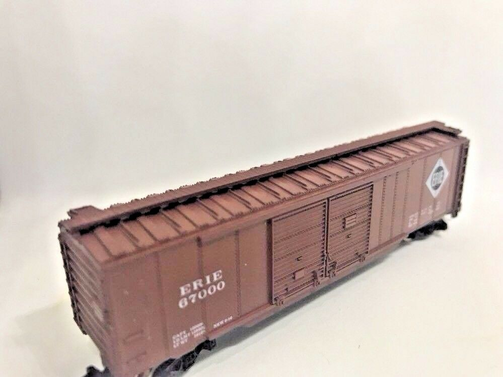 HO SCALE ATHEARN ERIE 67000 BOX CAR Train Toy for Kids Christmas Gift