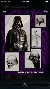 Topps-Star-Wars-Digital-Card-Trader-Purple-Sketch-To-Screen-Darth-Vader-Award