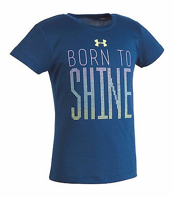 Under Armour Girls Ua Born to Shine Set