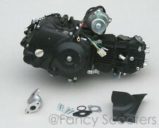 110cc  AUTOMATIC ATV engine Starter on TOP, No Reverse With Side Chain Cover