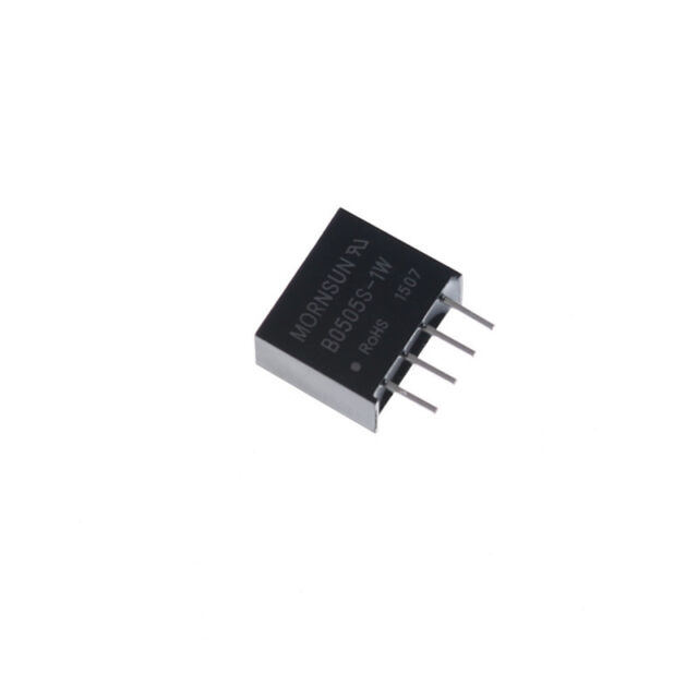 B0505S-1W DC-DC 5V Power Supply Module 4 Pin Isolated converter NEW Z3