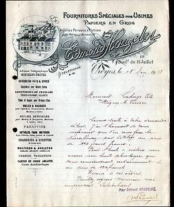 TROYES-10-FOURNITURES-pour-USINES-PAPIERS-en-gros-034-Edmond-HOUZELOT-034-en-1913