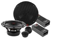 Cerwin-vega Hed H465c 360 Watts 6.5 2-way Car Component Speaker System 6-1/2