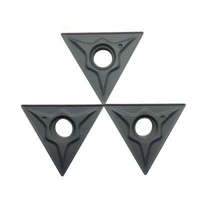 10p TNMG220404-NN carbide insert TNMG431 cutting turning blade for stainless CNC