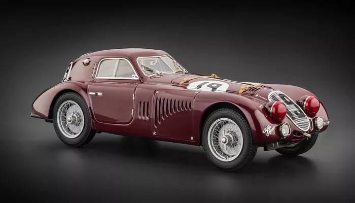 Alfa Romeo 8C 2900B,  19 1938 Le Mans in 1 18 Scale by CMC LTD Edition CMC M-111