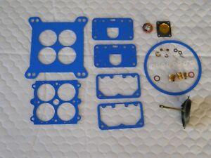 4150 Holley Mechanic Secondary Carburetor Complete Premium Rebuild Kit Non-Stick