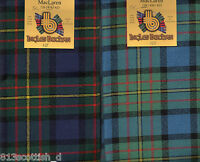Scarf Maclaren Tartan Scottish Plaid Ships Free In Us