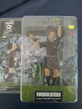 "Pierluigi Collina  figure 6"" tall FANATICO FOOTBALL Soccer Figure, Italy"