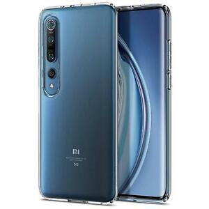Handy-Case-fuer-Xiaomi-Mi-10-Mi-10-Pro-Huelle-Transparent-Slim-Handyhuelle-Cover