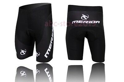 Men Sportwear Cycling Bike Bicycle Silicone Padded Riding Shorts Pants