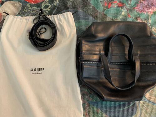 Isaac Reina Midnight Blue Standard Kawaii Bag