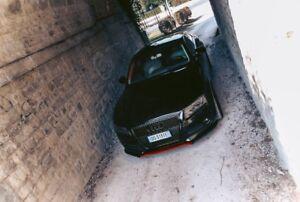 For-Audi-A5-S5-Front-Bumper-spoiler-lip-Valance-Skirt-Apron-Eleron-splitter-Chin