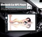 """7 """" radio Bluetooth Doble 2 Din En estéreo Dash Reproductor MP5 Pantalla táctil"""