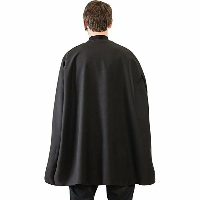 RG Costumes Black Superhero Adult
