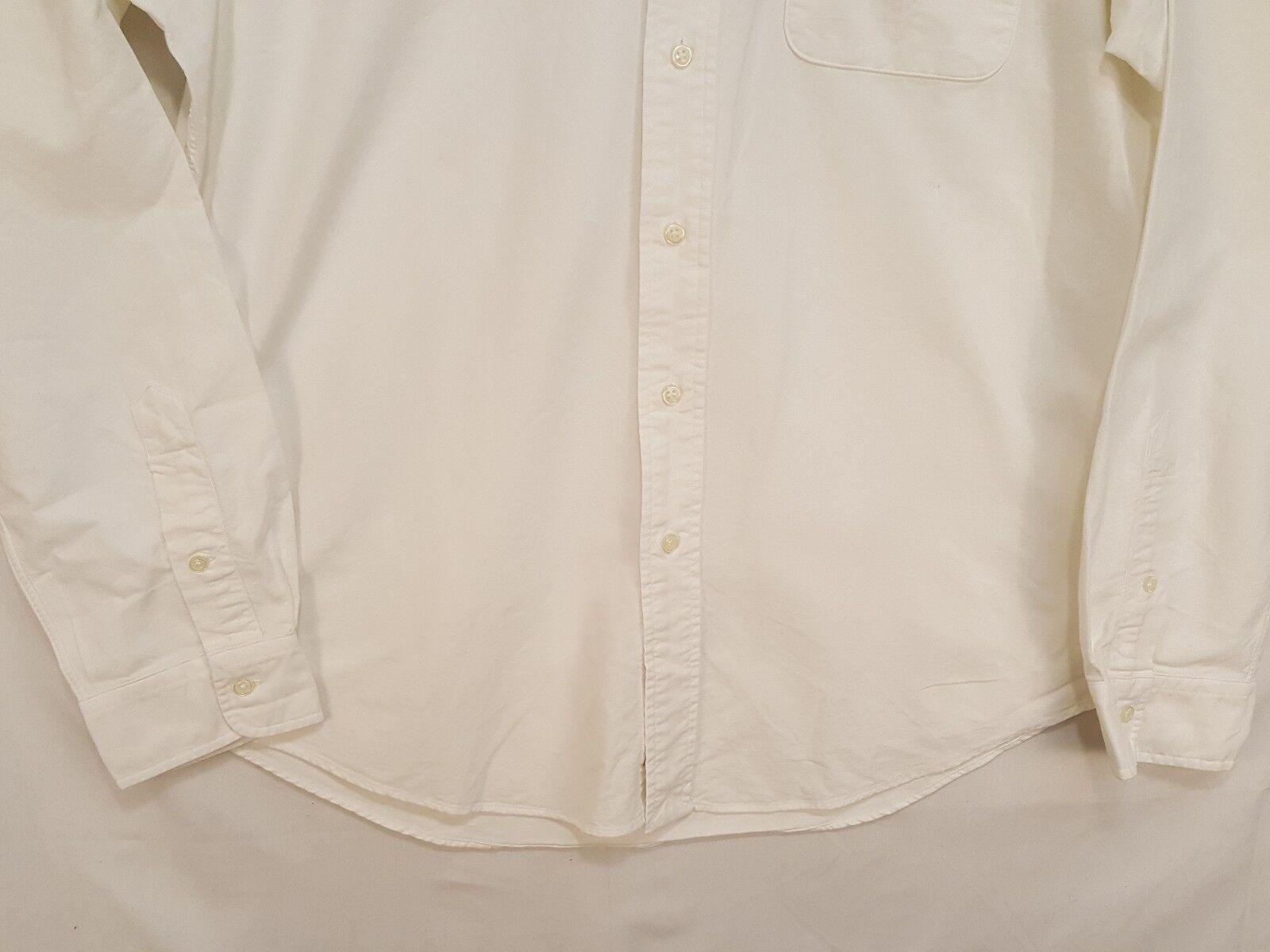 Harley Davidson Short Button Sleeve Button Short Front Shirt marrone Size L Embroiderosso Eagle 27e0a6