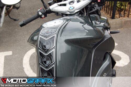 BMW K1300R 2008 09 10 11 12 13 Motorcycle Tank pad Protector Motografix 3D Gel