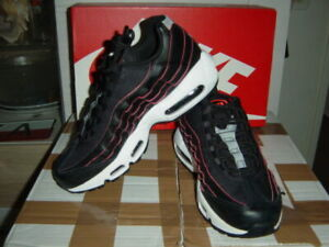 Details zu Nike W AIR MAX 95 in der Gr.38,5 in schwarz