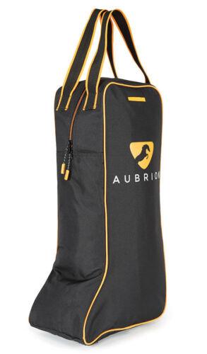 Shires Aubrion Long Boot Sac-Noir