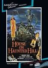 House on Haunted Hill 0874757026596 With Vincent DVD Region 1