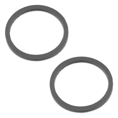 RATIONAL FLAT GASKETS 5012.0535 PAIR OF SEALS FOR LAMP COVER COMBINATION OVEN