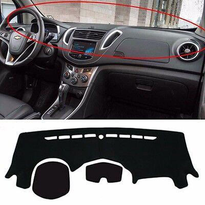 Car Interior Dash Sun Cover Mat Pad Carpet For Gm Chevrolet Trax 2013 2015 C17 Ebay