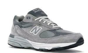 NIB 10D New Balance 993 KITH GREY