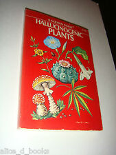Hallucinogenic Plants Golden Guide Richard Schultes Mushroom Peyote ayahuasca