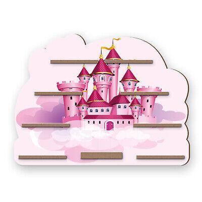 Märchenschloss   Regal für Musikbox und Figuren   für's