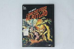 DVD-SNAPPER-L-039-UOMO-CHE-VISSE-NEL-FUTURO-WARNER-BROS-1960-H-G-WELLS-EH-026