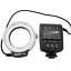 miniatura 5 - Meike FC-100 FC100 Manual LED Macro Ring Flash Light with 7 Adapter Ring for Can