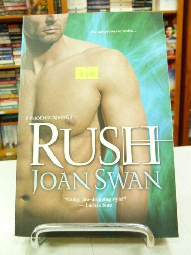 1 of 1 - Rush by Joan Swan (Paperback / softback, 2013)