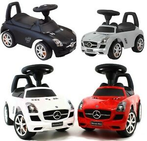 rutschauto mercedes benz sls amg rutscher kinderauto bobbycar rutschfahrzeug ebay. Black Bedroom Furniture Sets. Home Design Ideas