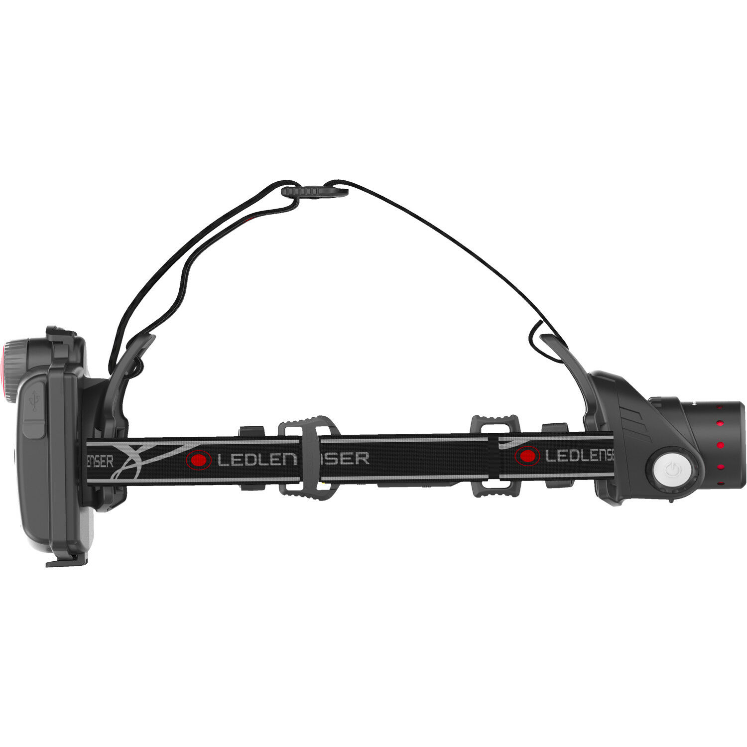 LED Torch Lenser H14R.2 Rechargeable 3-in-1 Head Torch LED 1000 Lumens 0ff7a5