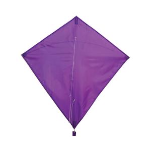 "In the Breeze Purple Colorfly 30/"" Diamond Kite"