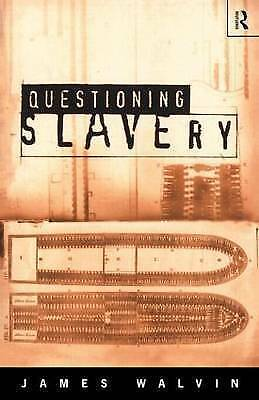 1 of 1 - Questioning Slavery-ExLibrary