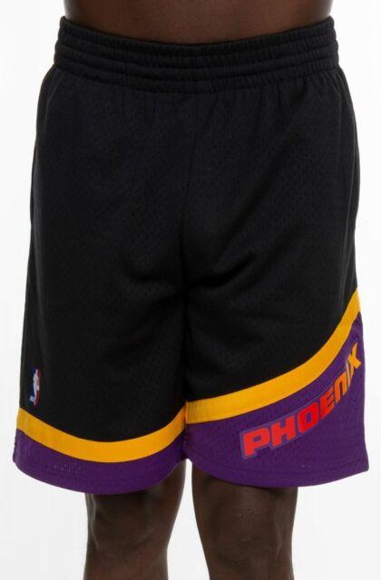 Men's Phoenix Suns adidas Purple Throwback Short on sale,for