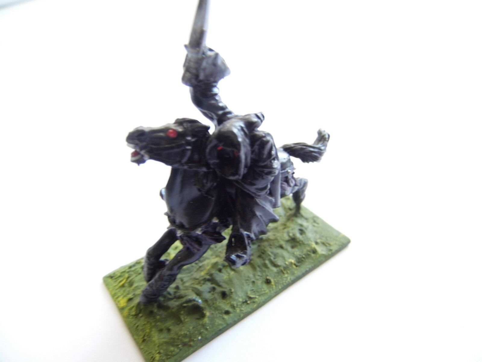 ME64 ciudadela Negro Rider Ringwraith-El Señor De Los Anillos-Joe Dever Collection