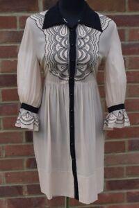 London Nude Temperley 2 10 Tunic Colore Tops Dress Uk nero BRTdw5Tq